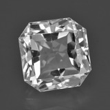 thumb image of 8.7ct Octagon / Scissor Cut White Quartz (ID: 417802)