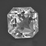 thumb image of 11.5ct Octagon / Scissor Cut White Quartz (ID: 417861)