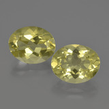 thumb image of 6.3ct Oval Facet Lemon Quartz (ID: 423204)
