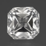 thumb image of 18.6ct Octagon / Scissor Cut White Quartz (ID: 424616)