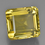 thumb image of 20ct Octagon Step Cut Lemon Quartz (ID: 451938)