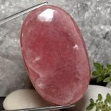 thumb image of 104.6ct Oval Cabochon Multicolor Rhodochrosite (ID: 472617)