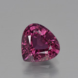 thumb image of 1.7ct Pear Facet Raspberry Red Rhodolite Garnet (ID: 399456)