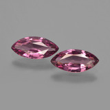 thumb image of 2ct Marquise Facet Raspberry Red Rhodolite Garnet (ID: 412938)