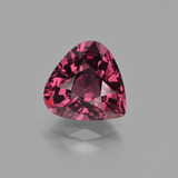 thumb image of 3.1ct Pear Facet Raspberry Red Rhodolite Garnet (ID: 414249)
