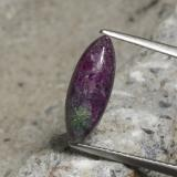 thumb image of 3.3ct Marquise Cabochon Multicolor Ruby-Zoisite (ID: 299700)