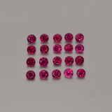 thumb image of 2.4ct Diamond-Cut Pink Red Ruby (ID: 401997)