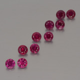 thumb image of 1.9ct Diamond-Cut Pink Red Ruby (ID: 402028)