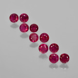 thumb image of 1.3ct Diamond-Cut Pink Red Ruby (ID: 402176)
