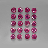 thumb image of 4.8ct Round Facet Pink Red Ruby (ID: 415262)