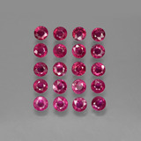 thumb image of 4.4ct Round Facet Pink Red Ruby (ID: 415263)