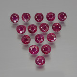 thumb image of 4.6ct Round Facet Pink Red Ruby (ID: 415494)