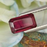 thumb image of 1.6ct Octagon Step Cut Red Ruby (ID: 459795)