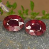 thumb image of 4.3ct Oval Facet Red Ruby (ID: 465278)