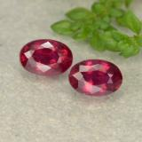 thumb image of 1.7ct Oval Facet Pink Red Ruby (ID: 481723)