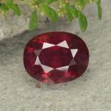 thumb image of 1.7ct Oval Facet Pink Red Ruby (ID: 482899)