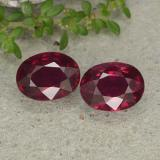 thumb image of 3.8ct Oval Facet Pink Red Ruby (ID: 482905)