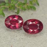 thumb image of 3.4ct Oval Facet Pink Red Ruby (ID: 482906)