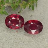 thumb image of 3.3ct Oval Facet Pink Red Ruby (ID: 482912)