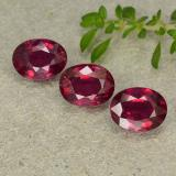 thumb image of 4.8ct Oval Facet Pink Red Ruby (ID: 482974)