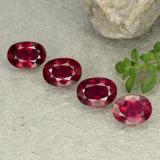 thumb image of 5.4ct Oval Facet Pink Red Ruby (ID: 483151)