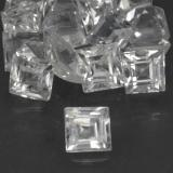 thumb image of 1.7ct Square Facet White Sapphire (ID: 238538)