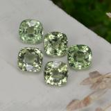 thumb image of 2.6ct Cushion-Cut Green Sapphire (ID: 258815)
