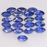 thumb image of 0.1ct Marquise Facet True Blue Sapphire (ID: 341116)