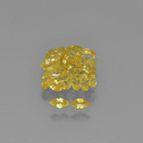 thumb image of 3.4ct Marquise Facet Yellow Golden Sapphire (ID: 345606)