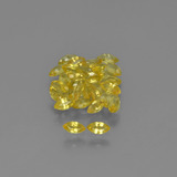 thumb image of 3.2ct Marquise Facet Yellow Golden Sapphire (ID: 345613)