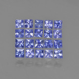 thumb image of 0.1ct Princess-Cut Blue Sapphire (ID: 348464)