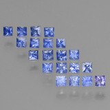 thumb image of 1.2ct Princess-Cut Blue Sapphire (ID: 349448)