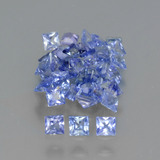 thumb image of 2.4ct Princess-Cut Blue Sapphire (ID: 349882)