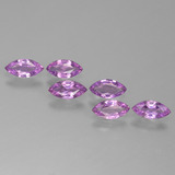 thumb image of 1.5ct Marquise Facet Pinkish Purple Sapphire (ID: 358860)