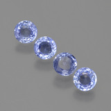 thumb image of 1.9ct Round Facet Blue Sapphire (ID: 387998)