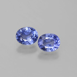 thumb image of 1.6ct Oval Facet Blue Sapphire (ID: 389519)