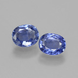thumb image of 1.5ct Oval Facet Blue Sapphire (ID: 396177)