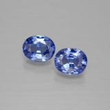 thumb image of 1.4ct Oval Facet Blue Sapphire (ID: 396624)