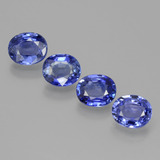 thumb image of 3ct Oval Facet Blue Sapphire (ID: 397138)