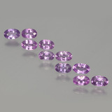 thumb image of 2.9ct Oval Facet Purple Sapphire (ID: 399736)