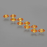 thumb image of 2.2ct Marquise Facet Yellow Orange Sapphire (ID: 401110)