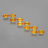 thumb image of 1.7ct Marquise Facet Yellow Orange Sapphire (ID: 401112)