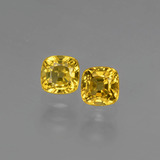 thumb image of 1ct Cushion-Cut Yellow Golden Sapphire (ID: 406000)