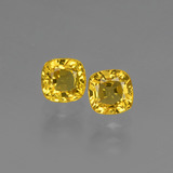 thumb image of 1.1ct Cushion-Cut Yellow Golden Sapphire (ID: 406001)