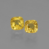 thumb image of 0.5ct Cushion-Cut Yellow Golden Sapphire (ID: 406019)