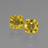 thumb image of 1.2ct Cushion-Cut Yellow Golden Sapphire (ID: 406023)