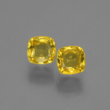 thumb image of 1ct Cushion-Cut Yellow Golden Sapphire (ID: 406088)