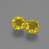 thumb image of 1ct Cushion-Cut Yellow Golden Sapphire (ID: 406090)