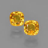 thumb image of 1.2ct Cushion-Cut Yellow Golden Sapphire (ID: 406671)
