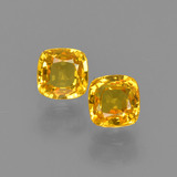 thumb image of 0.5ct Cushion-Cut Yellow Golden Sapphire (ID: 406672)